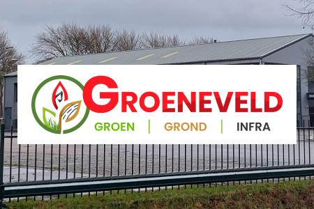Loonbedrijf Groeneveld van grote tuinwerkzaamheden tot het agrarische werk.